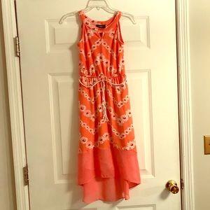 Amy Byer High Low Dress